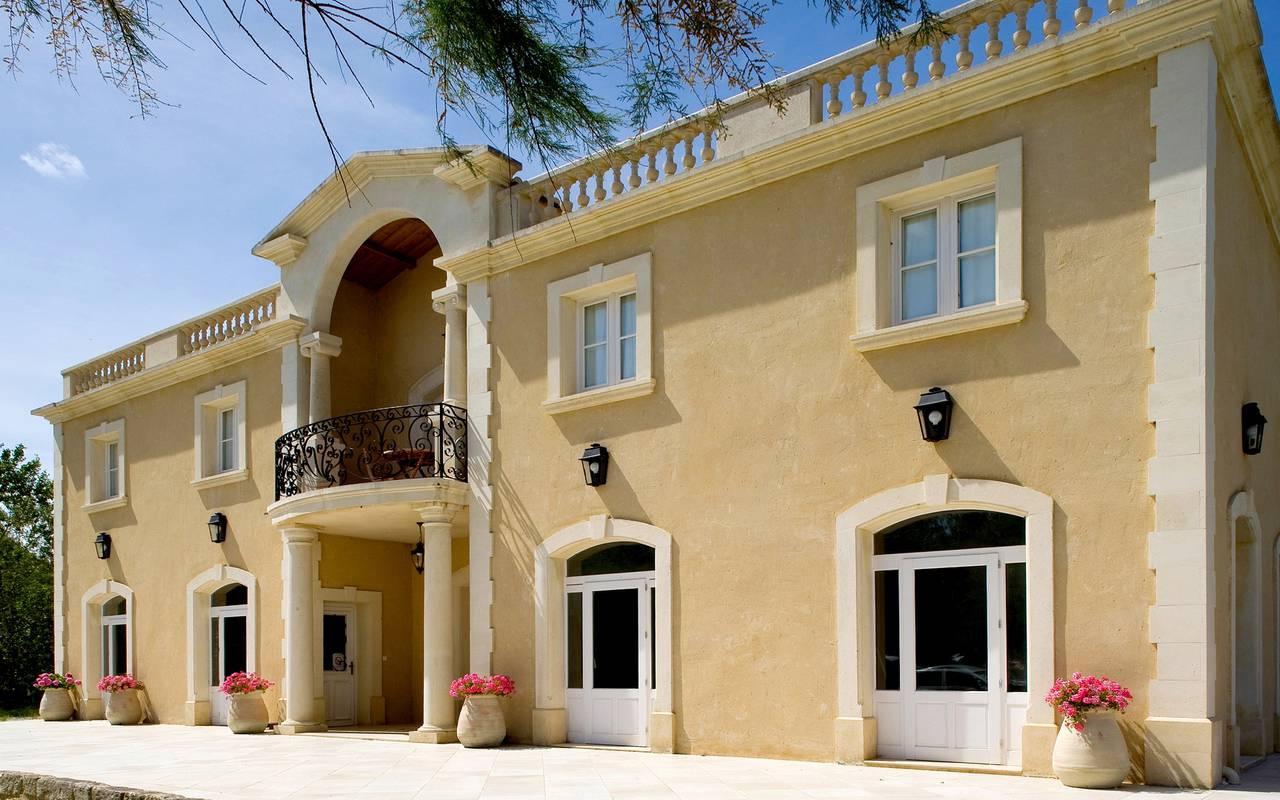 villa indépendante, mariage Camargue, Le mas des Sables