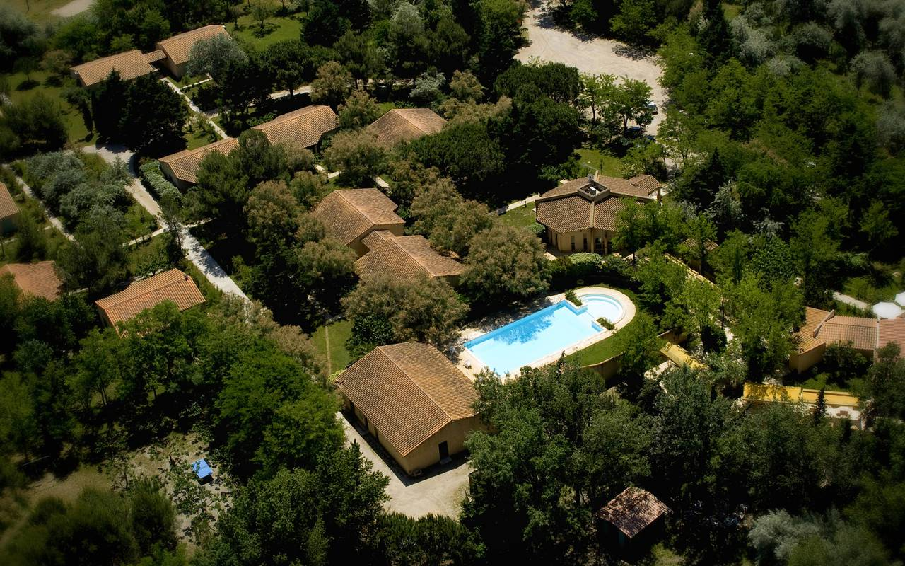 Sky view charming hotel Camargue
