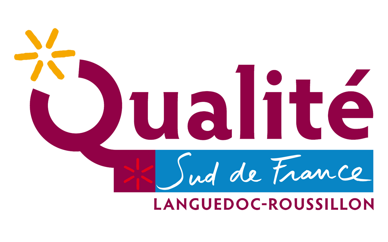 South of France quality logo Aigues mortes hotel