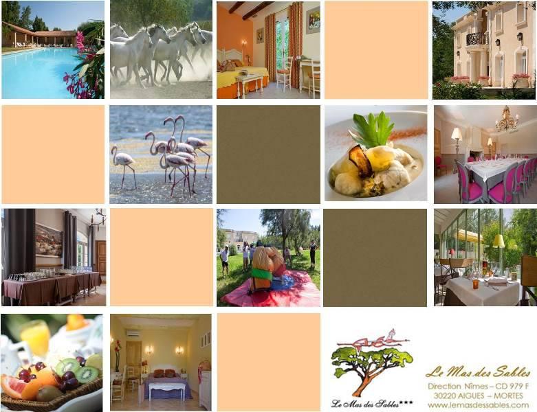 Superbe séjour de charme hôtel Camargue
