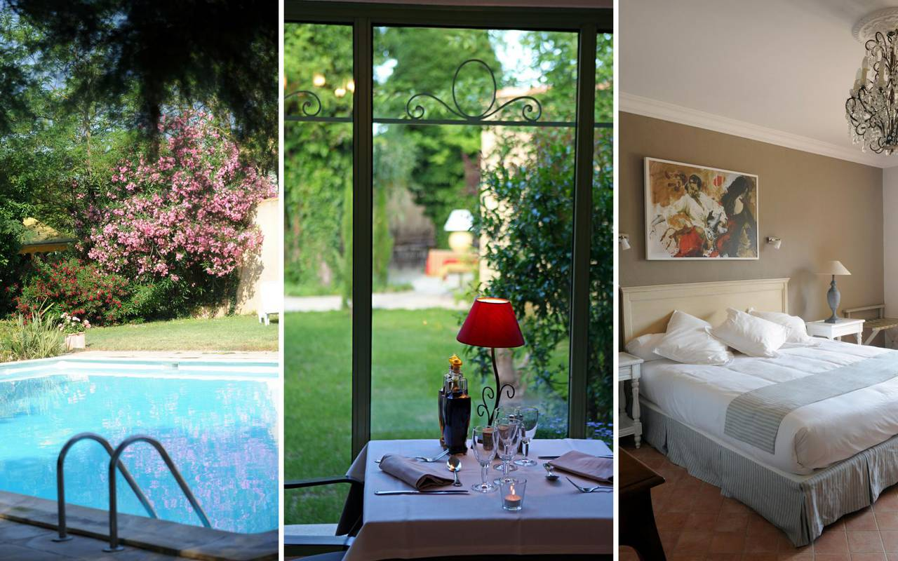 Cocooning stay Aigues mortes hotel